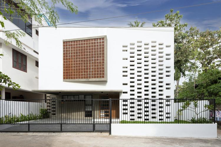 Casa White Skube / Srijit Srinivas - ARCHITECTS, © Justin Sebastian Photography