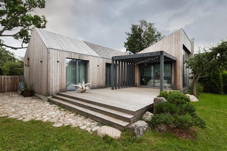 Family Home in Pavilosta / Open AD, © Alvis Rozenbergs