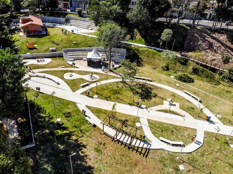Parque Municipal Nair Bello / Secretaria do Verde e Meio Ambiente (SVMA) – Divisão de implantação, projetos e obras (DIPO), © Celso Sampaio Arquitetura
