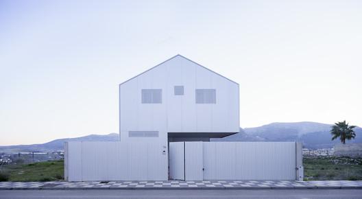 Casa Armadillo / Fresneda & Zamora Arquitectura