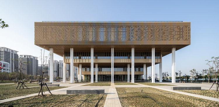 Tainan Public Library / Mecanoo + MAYU Architects, © Ethan Lee