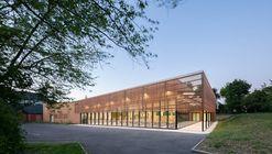 Cantina da Escola Rene Cassin / Brulé Architectes Associés