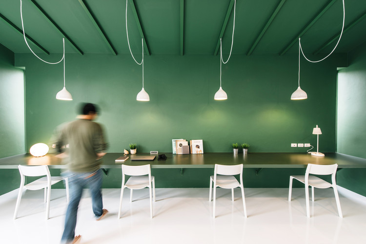 Green 26 / Anonym. Image © Chaovarith Poonphol