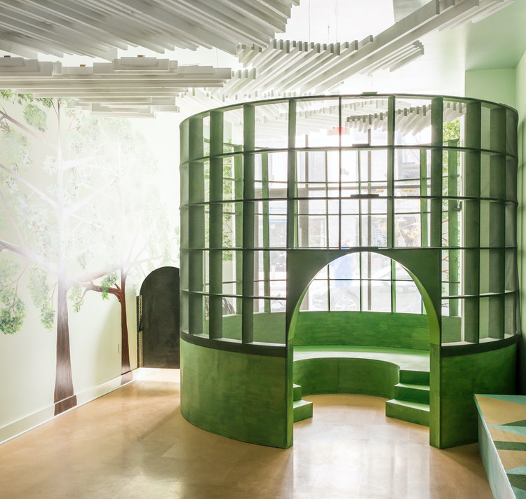 Children's Playspace / Architensions. Image © Cameron Blaylock