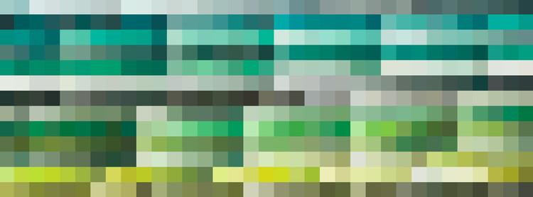 Pantone Shades of Green. Image © Pantone