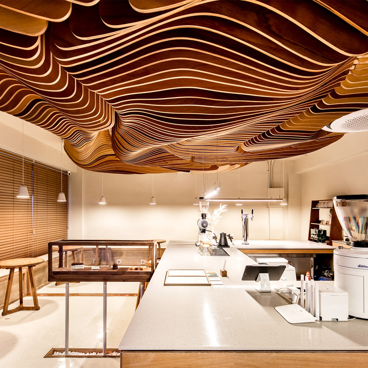 Final Call: Submit Your Design for the A' Design Awards 2021, Perception Cafe / Haejun Jung - Feelament. Image Courtesy of A' Design Awards