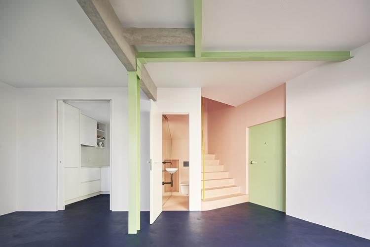 Casa Witiza / Beatriz Alés Atelier + Espaciopapel arquitectos , © José Hevia Alés