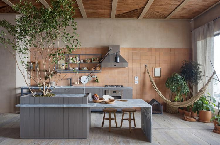 """O que faz com que uma casa seja considerada """"verde""""?, © Denilson Machado – MCA Estúdio. ImageEstúdio Elã / Natália Lemos + Paula Pupo"""