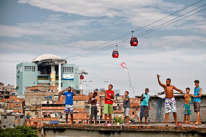 Pipasgrafia: cartografia afetiva mapeia soltura de pipas no Rio de Janeiro, Foto: Bruno Itan