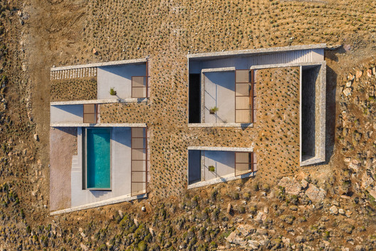 Casa Ncaved / MOLD Architects. Foto:  © Yiorgis Yerolymbos