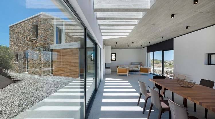 Volax House / Aristides Dallas Architects, © Panagiotis Voumvakis