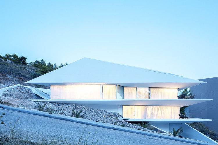 H77 / The Diamond House / 314 Architecture Studio, © Panagiotis Voumvakis