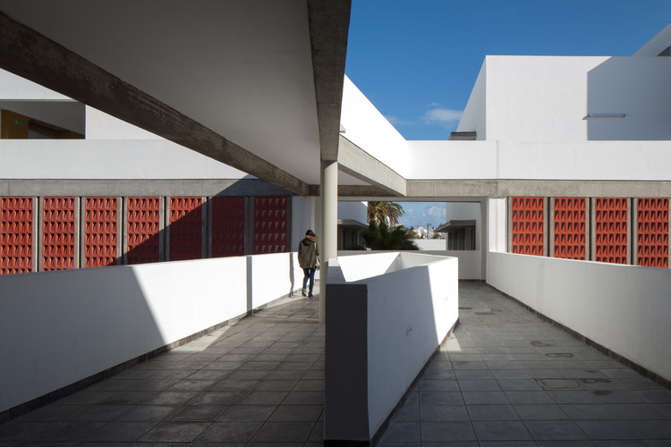 School Campus in Sousse  / voieoff architectes + Atelier osmose, © Frédérique Félix-Faure