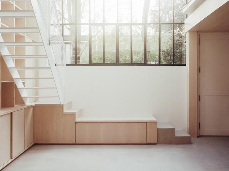 Jean Moulin Atelier-House / Atelier NEA, © Lorenzo Zandri