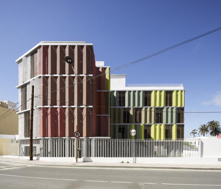 Headquarter of the Red Cross in Ceuta / endosdedos arquitectura, © Fernando Alda