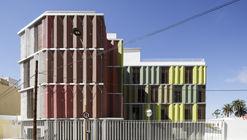 Headquarter of the Red Cross in Ceuta / endosdedos arquitectura