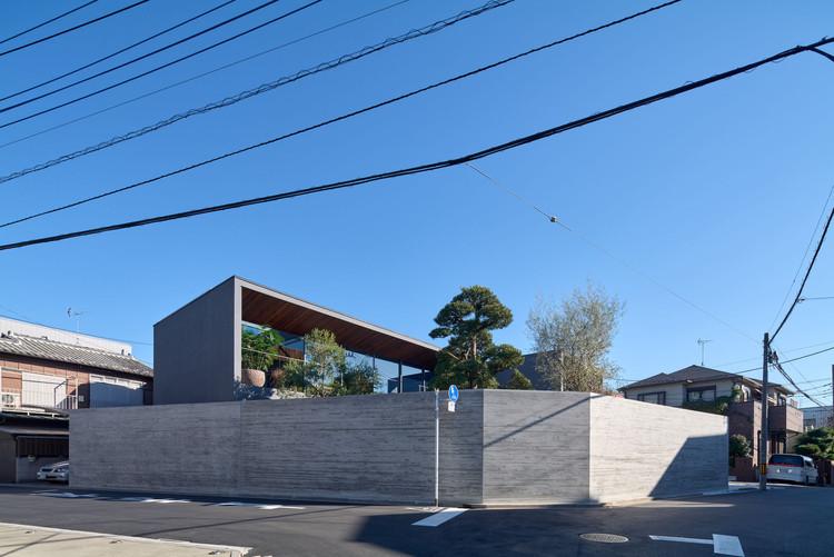 Noble House / APOLLO Architects & Associates + Satoshi Kurosaki, © Masao Nishikawa