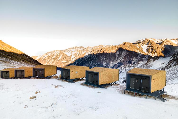 Tenir Eco Hotels / Levelstudio, © Miras Ibraimov