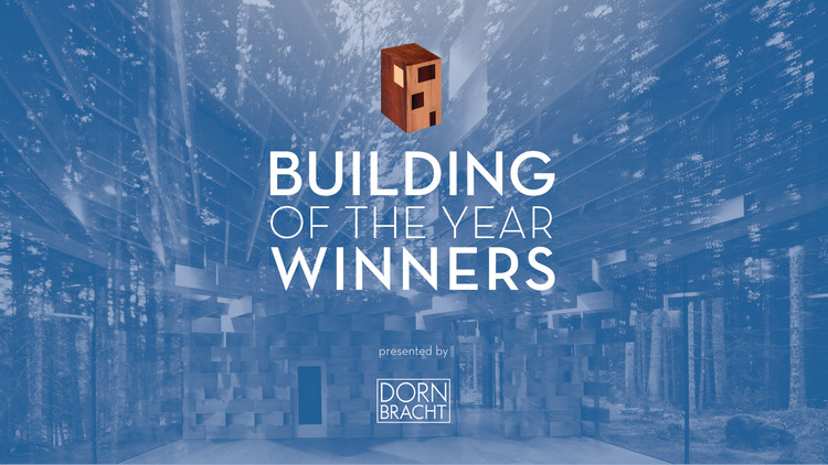 The 15 Winners of the  Building of the Year Awards