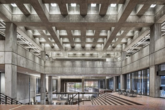 Boston City Hall. Image Courtesy of Reed Hilderbrand