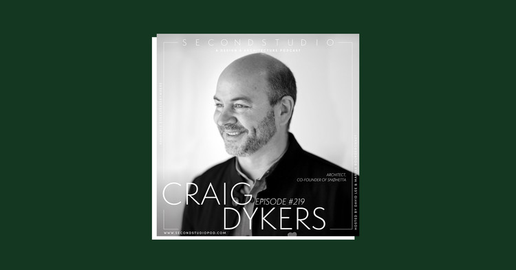 """Craig Dykers: """"Many People Don't Want Messiness. They Want Beauty That Is Beyond Perfection"""", © The Second Studio Podcast"""