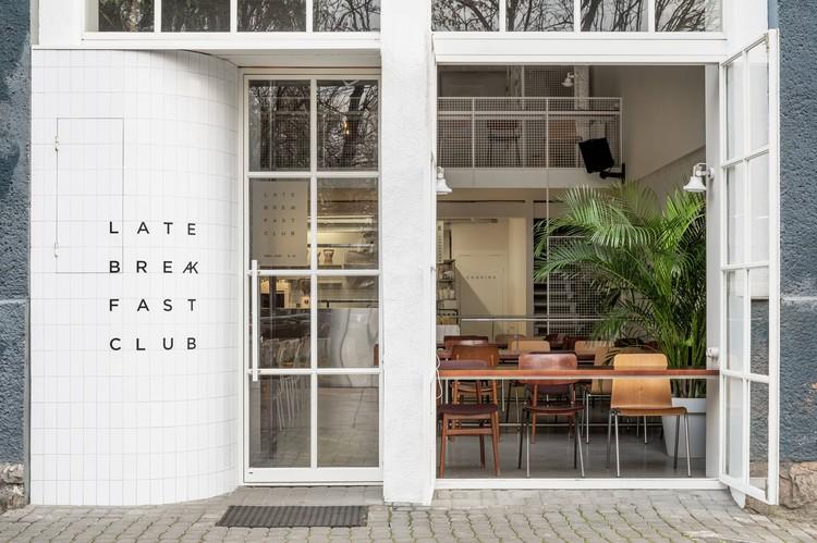 Café Restaurante Late Breakfast Club / LIS design studio, © Yevhenii Avramenko