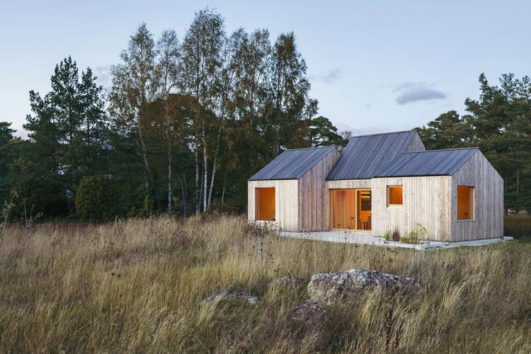 Casa de Campo / Lookofsky Architecture, © Mattias Hamrén