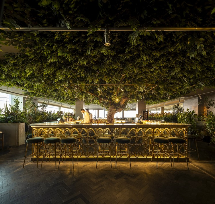 Restaurante Seen Lisboa / Sidney Quintela Architecture + Urban Planning, © Fernando Guerra | FG+SG