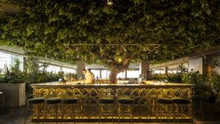 Seen Lisboa Restaurant / Sidney Quintela Architecture + Urban Planning