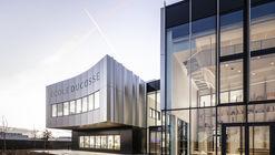 Ducasse Paris School Campus  / Arte Charpentier Architectes