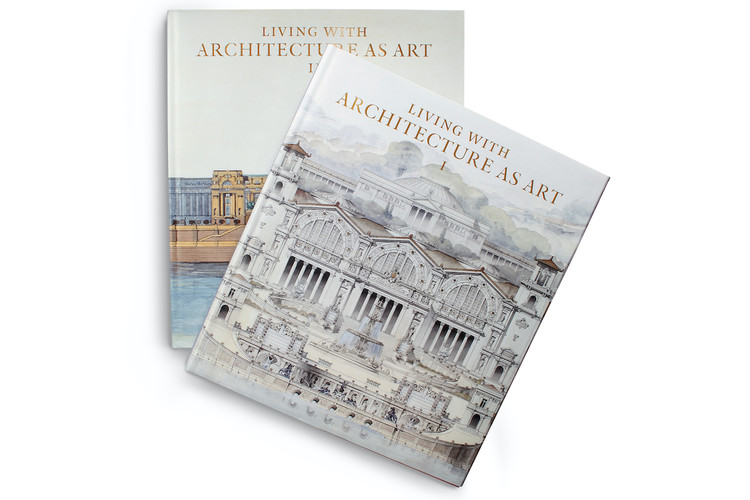 Living with Architecture as Art: The Peter May Collection of Architectural Drawings, Models and Artefacts, Living with Architecture as Art (PHP, 2021)