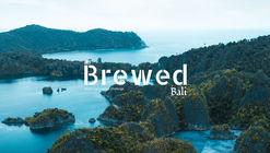 Brewed Bali - Beach themed café design challenge