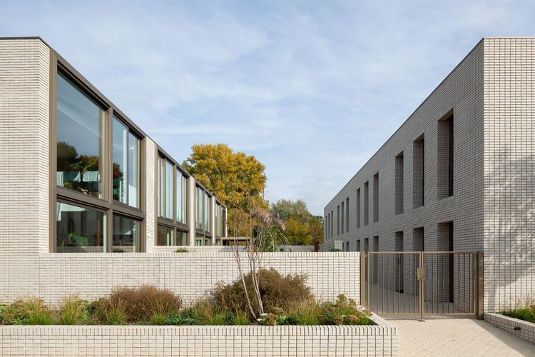 Spijkerkwartie Terraced Houses  / Atelier Kempe Thill, © ULRICH SCHWARZ, BERLIN