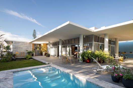 Casa Villa Pavilion / Coleman-Davis Pagan Arquitectos