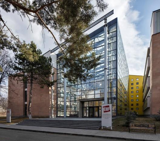 Centro de tecnología Vanadzor / ARCHoop Architectural Studio