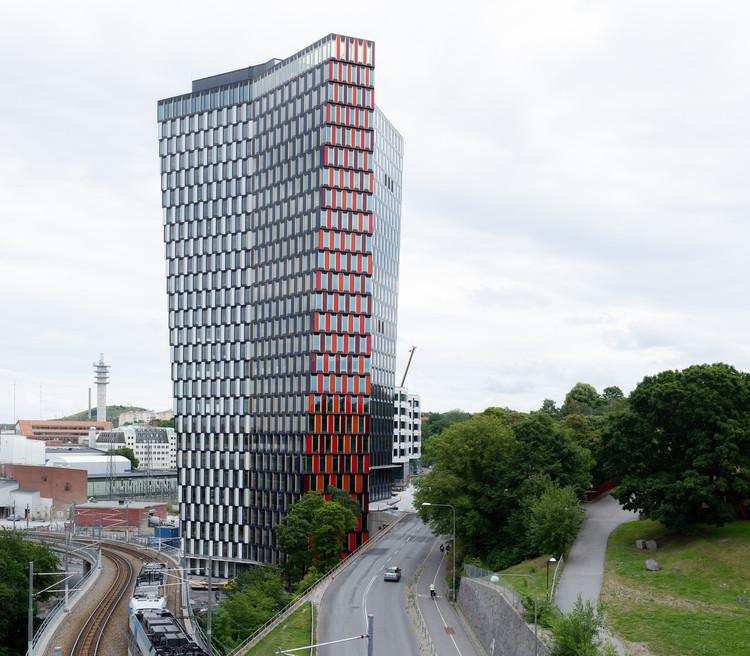 Sthlm 01 Tower / Sauerbruch Hutton , © Anders Bobert