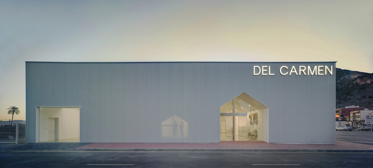 Tanatorio Del Carmen  / MCEA | Arquitectura, © David Frutos