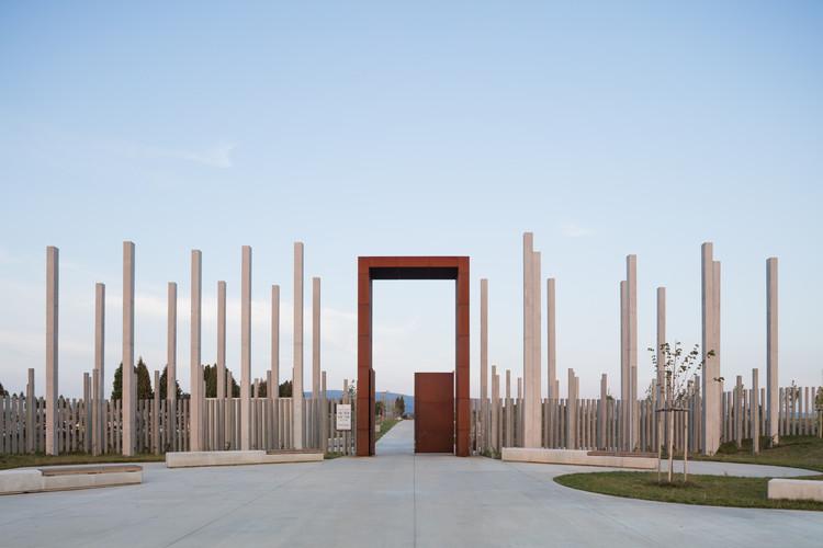 City Cemetery Presov – Svaby / STOA Architekti, © Jonas Verespej