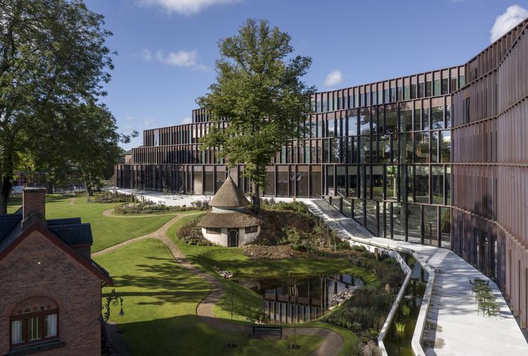 Carlsberg Group Central Office / C.F. Møller Architects, © Adam Mørk