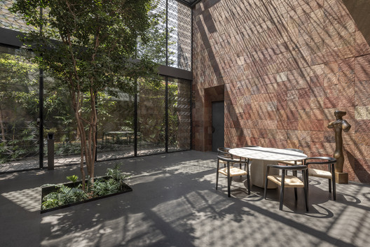 Casa 3 Patios / Once Once Arquitectura