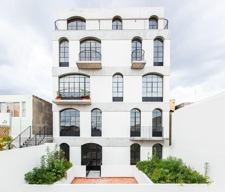 Casa Bleu / Diagrama Arquitectos, © José Juan Rodríguez