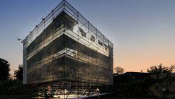 Pavilhão de Exposições Temporárias CUBE / urban curators + Iegor Shtefan