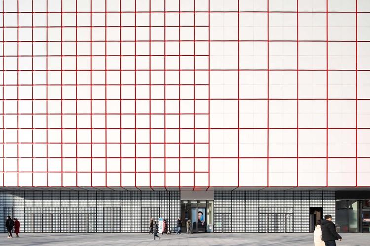 UniFun Tianfu Chengdu / CLOU Architects, © Arch-Exist