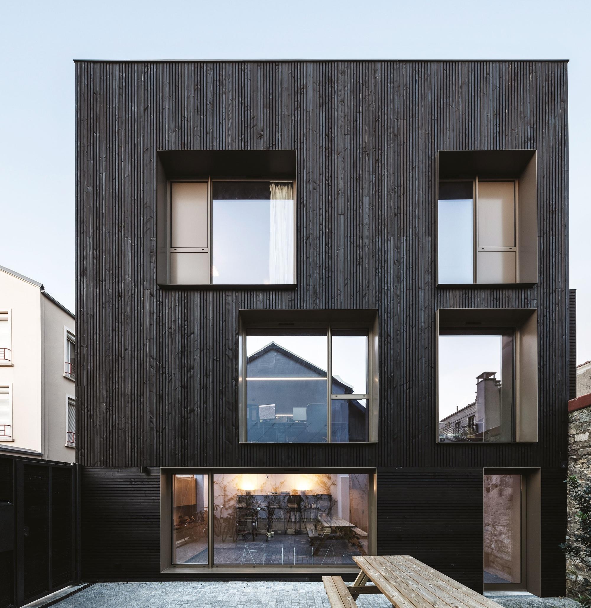 RMDM House / MRDM Architectes