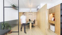 Rafael Paiva's Office / URBANODE arquitetura