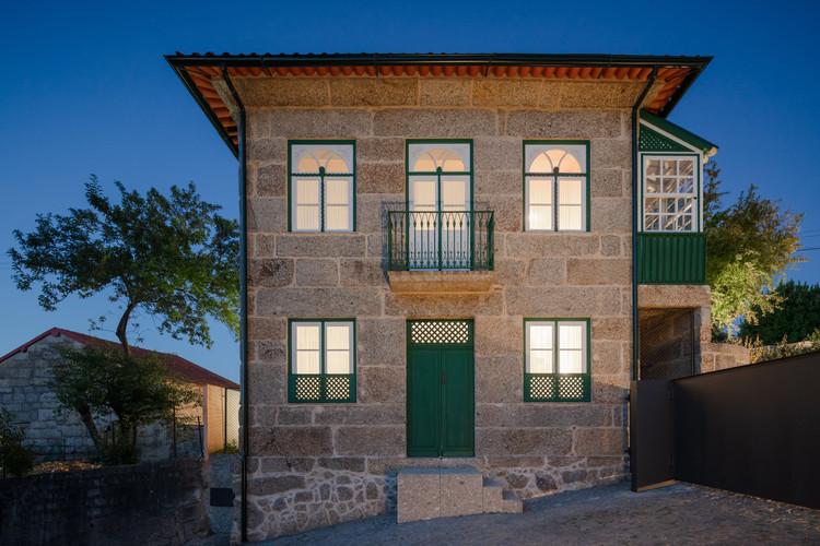 Casa Cruz de Pedra / Cá-colectivo de arquitectura, © João Morgado