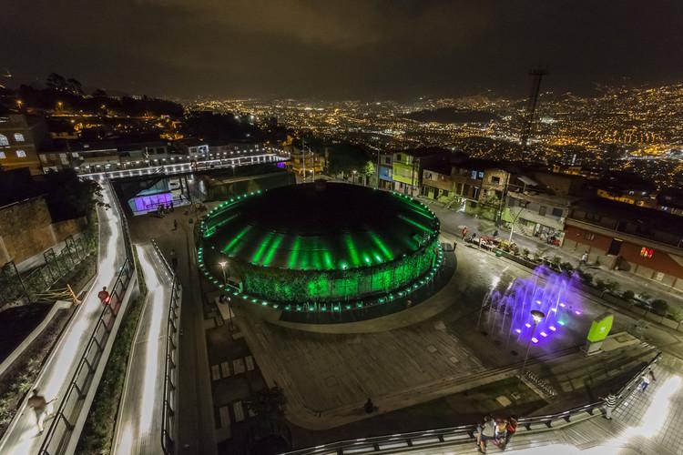 Urbanismo social: Replanteando el diseño espacial y los discursos de América Latina, UVA La Esperanza en Medellín, Colombia. Imagen cortesía de EPM