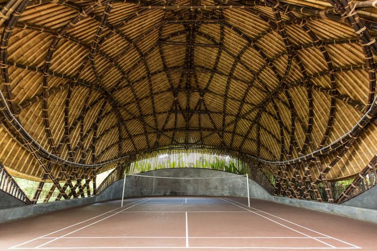 Kura Kura Badminton Courts / IBUKU + Studio Jencquel, © Tommaso Riva