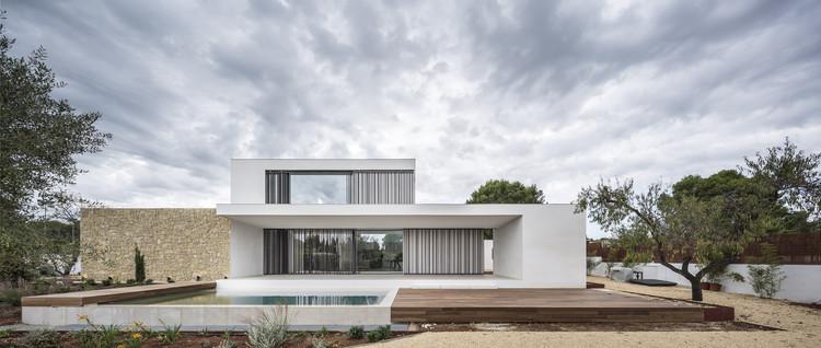 Vivienda UP52. La casa de los almendros / Viraje Arquitectura, © Germán Cabo