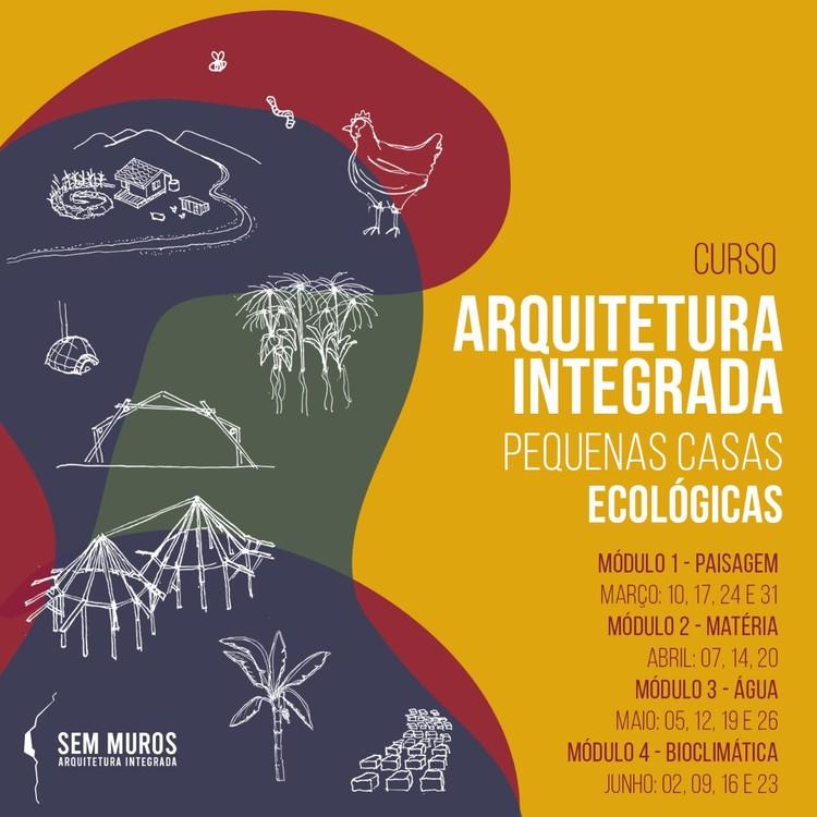 Arquitetura Integrada: Pequenas Casas Ecológicas, Arquitetura Integrada: Pequenas Casas Ecológicas